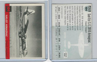 1956 Topps, Jets, #104 Sud-Est Armagnac Airplane