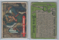 1957 Topps, Robin Hood, #32 Striking By Surprise