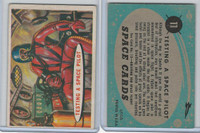 1957 Topps, Space Cards, #11 Testing A Space Pilot