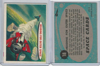 1957 Topps, Space Cards, #18 Heading for Outer Space