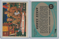 1957 Topps, Space Cards, #63 Space Message Center