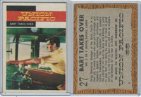 1959 A&BC, TV Westerns, #27 Union Pacific, Bart Takes Over