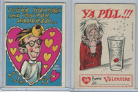 1959 Topps, Funny Valentines, #38 You're Just What the Doctor Ordered