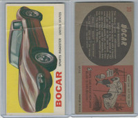 1961 Topps, Sports Cars, #30 Bocar, United States