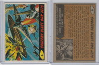 1962 Bubbles Inc., Mars Attacks, #4 Saucers Blast Our Jets