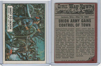1962 Topps, Civil War News, #44 Shot to Death, Jackson, Miss.