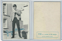 1964 Topps, Beatles B&W 1st Series, #30 George Harrison