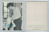 1964 Topps, Beatles B&W 1st Series, #37 Paul McCartney