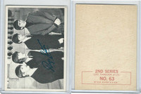 1964 Topps, Beatles B&W 2nd Series, #63 Ringo Starr