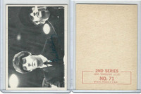 1964 Topps, Beatles B&W 2nd Series, #71 Paul McCartney