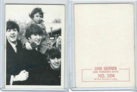 1964 Topps, Beatles B&W 2nd Series, #104 John Lennon