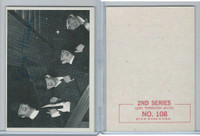 1964 Topps, Beatles B&W 2nd Series, #108 George Harrison