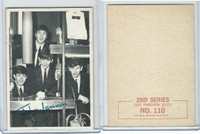 1964 Topps, Beatles B&W 2nd Series, #110 John Lennon