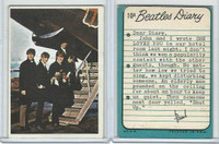 1964 Topps, Beatles Diary, #10A Paul McCartney