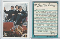 1964 Topps, Beatles Diary, #56A George Harrison