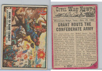 1965 A&BC, Civil War News, #57 Hand To Hand Combat, Tennessee