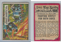 1965 A&BC, Civil War News, #61 The Flaming Forest, The Wilderness