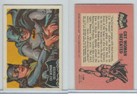 1966 A&BC, Batman Black Bat, #35 Cat Woman Defeated
