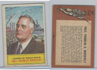 1966 A&BC, Battle, #67 Franklin Roosevelt