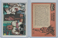1966 Topps, Batman Black Bat, #10 Crime Czar