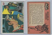 1966 Topps, Batman Black Bat, #22 Double-Cross