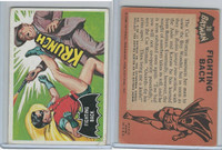 1966 Topps, Batman Black Bat, #30 Fighting Back