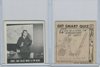 1966 Topps, Get Smart, #12 Chief, One False Move & I'm Dead.