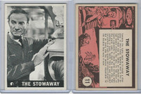 1966 Topps, Lost In Space, #11 The Stowaway