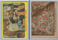 1971 Topps, Partridge Family Series 1, #18 Rueben & The Kids