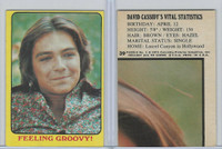 1971 Topps, Partridge Family Series 1, #39 Feeling Groovy!