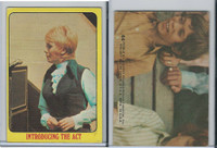 1971 Topps, Partridge Family Series 1, #44 Introducing The Act