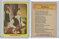 "1971 Topps, Partridge Family Series 1, #45 ""Bandala"""