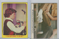 "1971 Topps, Partridge Family Series 1, #49 ""Testing 1-2-3!"""