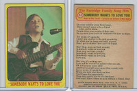 "1971 Topps, Partridge Family Series 1, #51 ""Somebody Wants To Love You"""