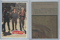 1975 Topps, Planet of the Apes, #7 Town of Terror