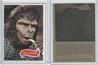 1975 Topps, Planet of the Apes, #16 Thrill of the Hunt