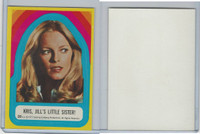 1977 Topps, Charlie's Angels Stickers, #28 Kris, Jill's Little Sister