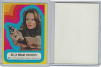 1977 Topps, Charlie's Angels Stickers, #29 Kelly Means Business