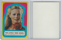 1977 Topps, Charlie's Angels Stickers, #32 The Lovely New Angel