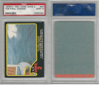 1978 O-Pee-Chee, Jaws 2, #49 The Final Charge, PSA 9 Mint