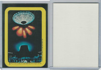 1978 Topps, Close Encounters Stickers, #5
