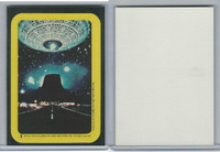1978 Topps, Close Encounters Stickers, #6