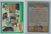 1978 Topps, Grease, #101 Fun At Frenchy's Sleep-Over