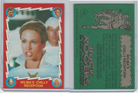 1979 Topps, Buck Rogers, #13 Wilma's Chilly Reception