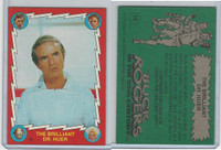 1979 Topps, Buck Rogers, #15 The Brilliant Dr. Huer