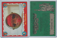 1979 Topps, Buck Rogers, #17 Dr. Theopolis