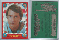 1979 Topps, Buck Rogers, #18 Culture Shock For Buck