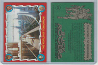 1979 Topps, Buck Rogers, #20 The World Of Tomorrow