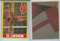 1979 Topps, Rocky II, #12 The Rock At Work