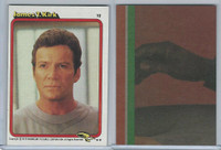 1979 Topps, Star Trek, #10 James T.Kirk